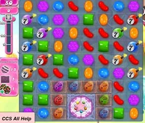 Candy Crush Level 794 tip