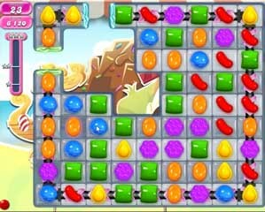 Candy Crush Level 800 tip