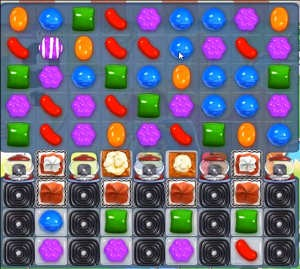 Candy Crush Level 809 tip