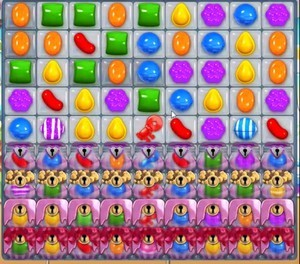 Candy Crush Level 896 tip