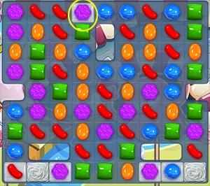 Candy Crush Level 91 help