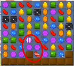 Candy Crush Level 94 tip