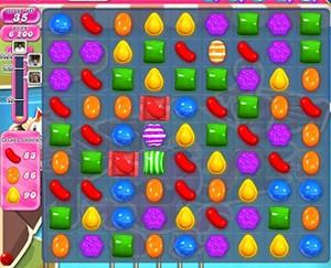 Candy Crush Level 140 cheats