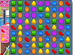Candy Crush Level 140 tip