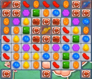Candy Crush Level 285 tip