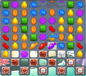 Candy Crush Level 342 cheats