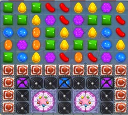Candy Crush Level 377 tip