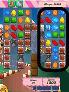 Candy Crush Level 154 help