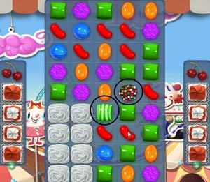 Candy Crush Level 181 help