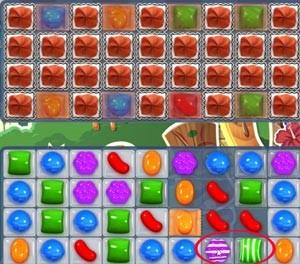 Candy Crush Level 199 help