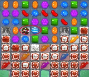 Candy Crush Level 290 help