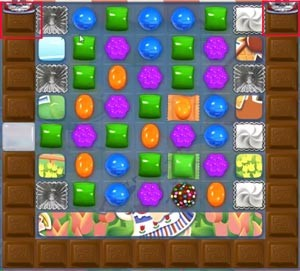 Candy Crush Level 591 tip