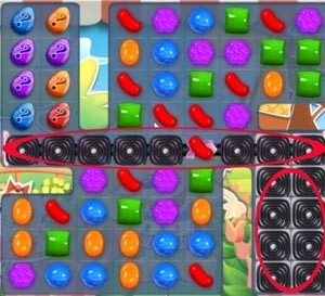 Candy Crush Level 594 tip