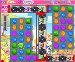 Candy Crush Level 596 tip