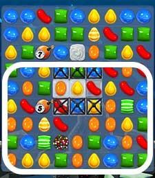 Candy Crush Level 99 help