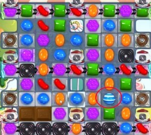Candy Crush Level 588 help