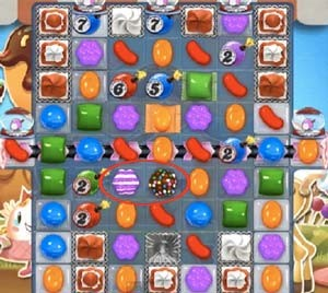 Candy Crush Level 534 help