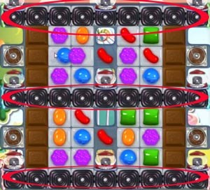 Candy Crush Level 588 tip