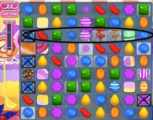 Candy Crush Level 295 tip