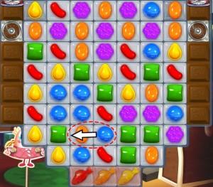 Candy Crush Level 275 help