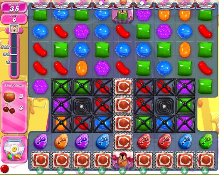 candy crush level 1001 cheats