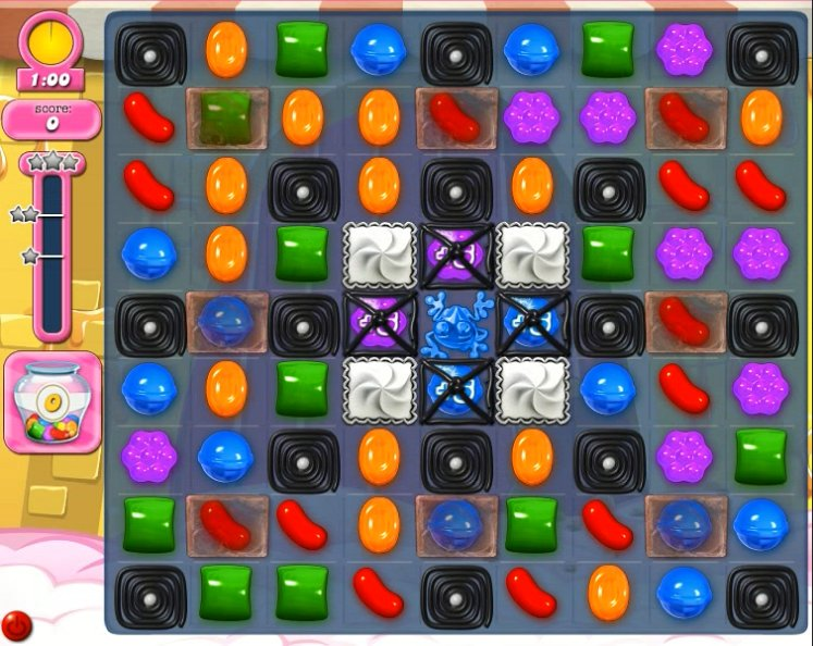 candy crush level 1004 cheats