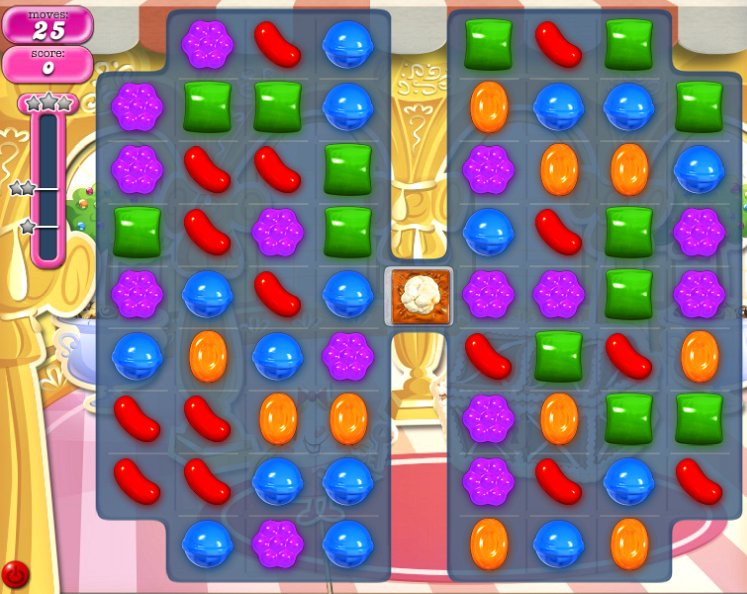 candy crush level 1016 cheats