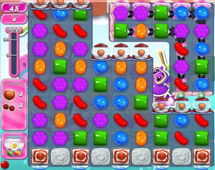 candy crush level 1027 cheats