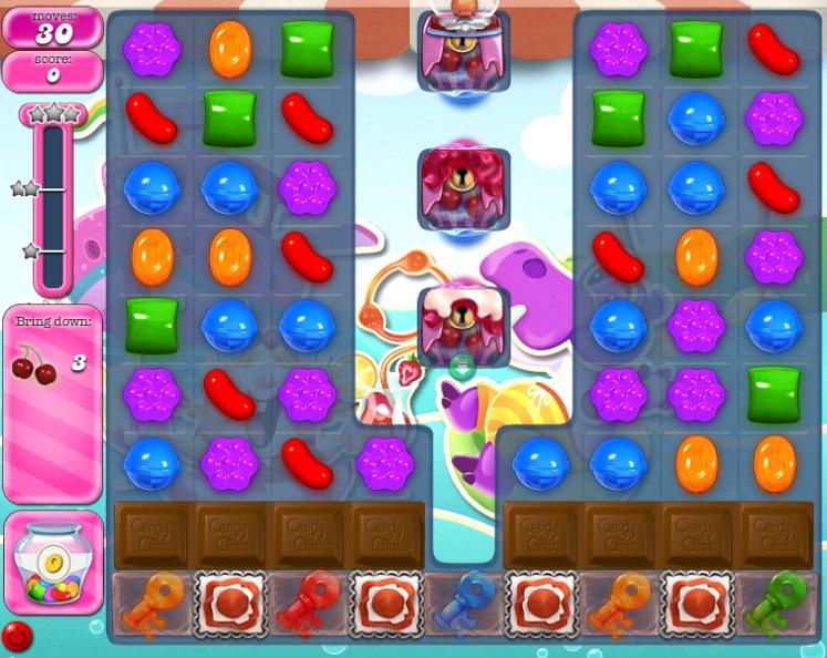 candy crush level 1031 cheats