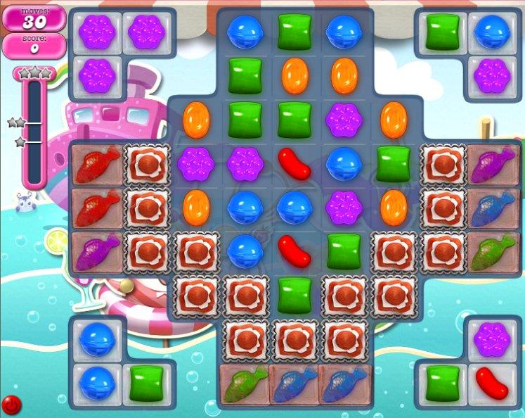 candy crush level 1036 cheats