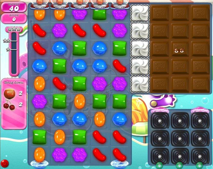 candy crush level 1038 cheats