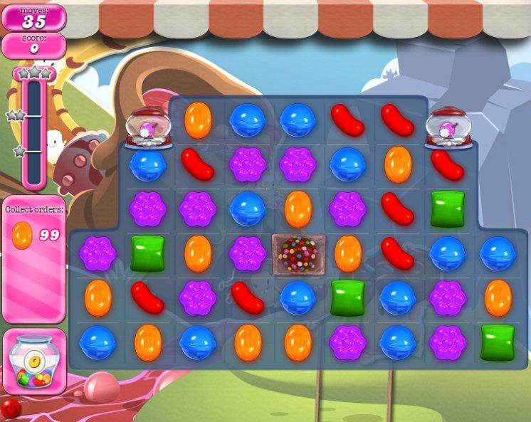 candy crush level 1043 cheats