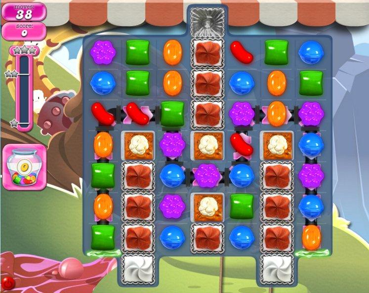 candy crush level 1048 cheats