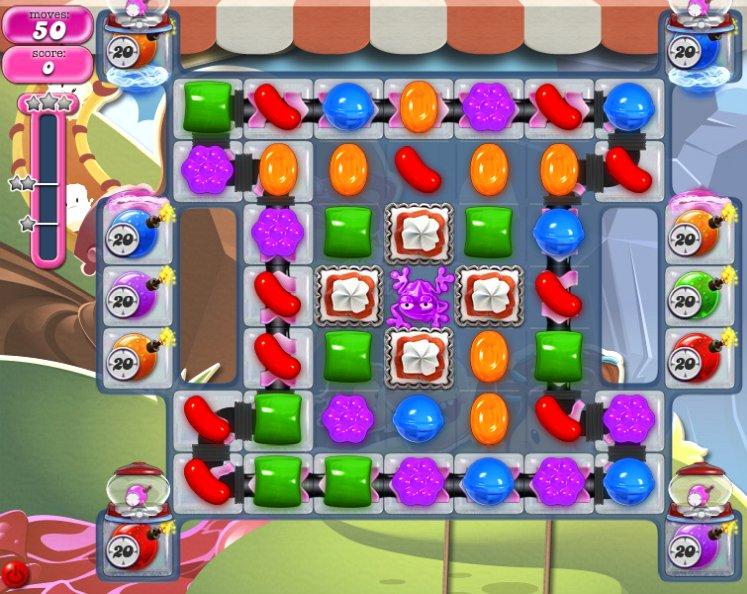 candy crush level 1051 cheats