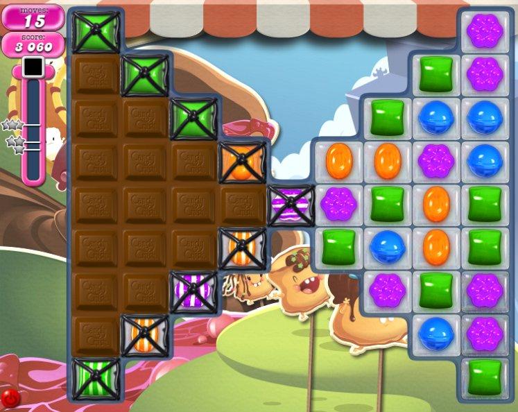 candy crush level 1053 cheats