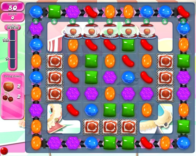 candy crush level 1059 cheats