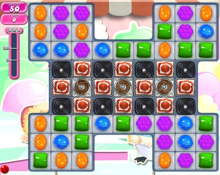 candy crush level 1064 cheats