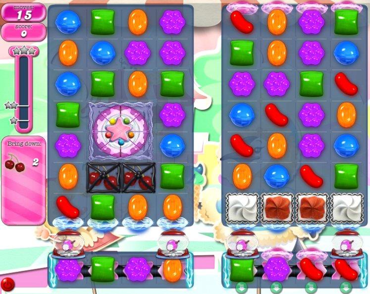 candy crush level 1065 cheats