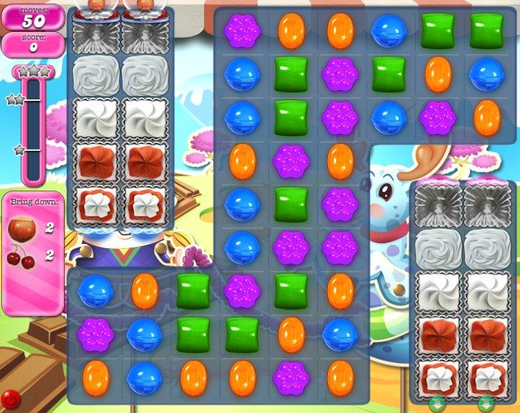 candy crush level 1073 cheats