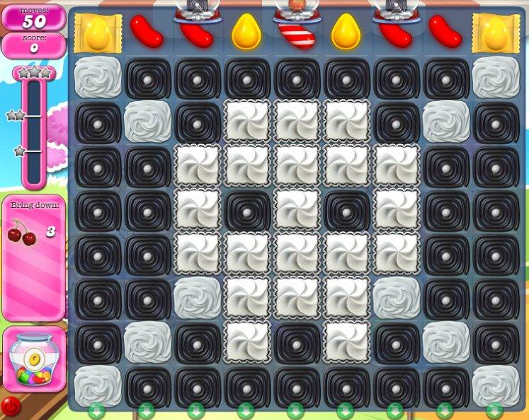 candy crush level 1079 cheats