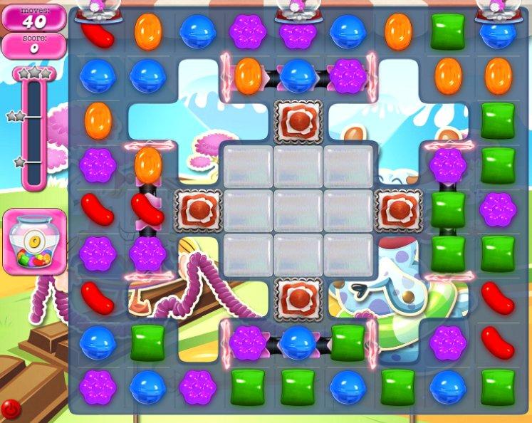 candy crush level 1081 cheats