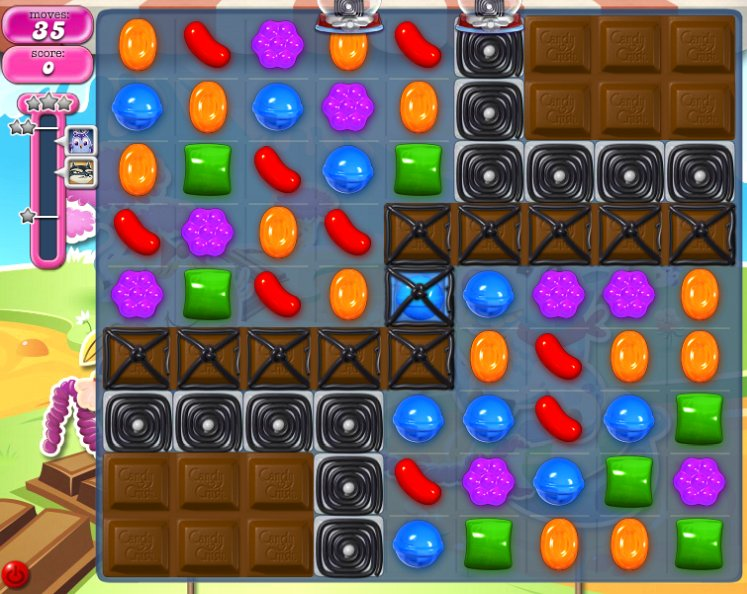 candy crush level 1083 cheats