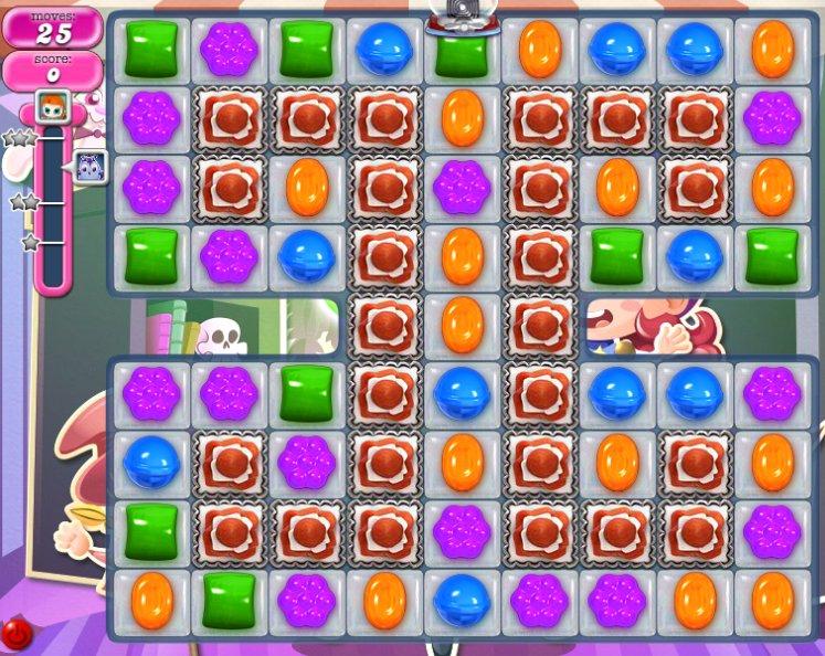 candy crush level 1086 cheats