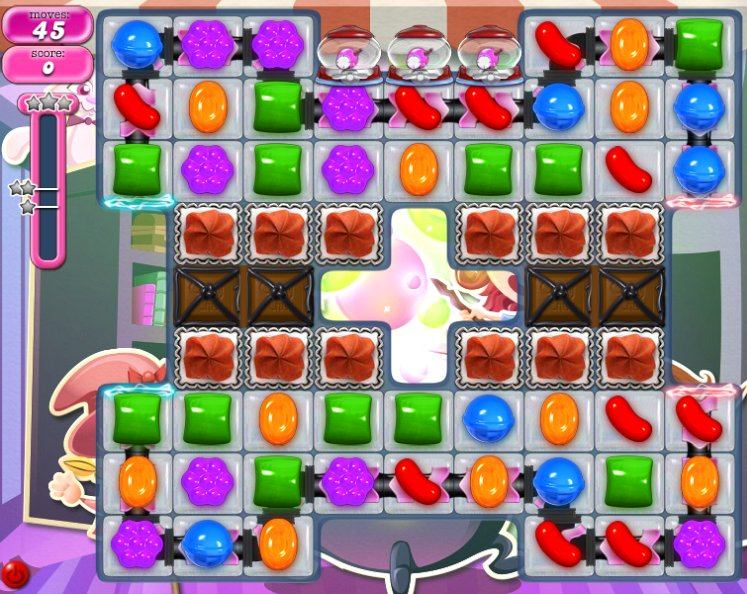 candy crush level 1090 cheats