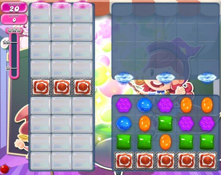 candy crush level 1098 cheats