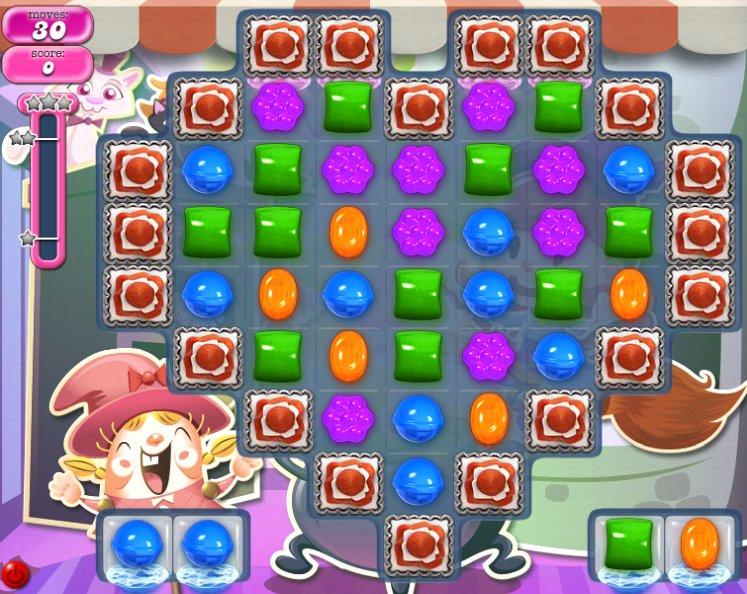 candy crush level 1100 cheats