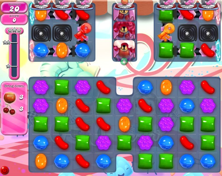 candy crush level 1130 cheats