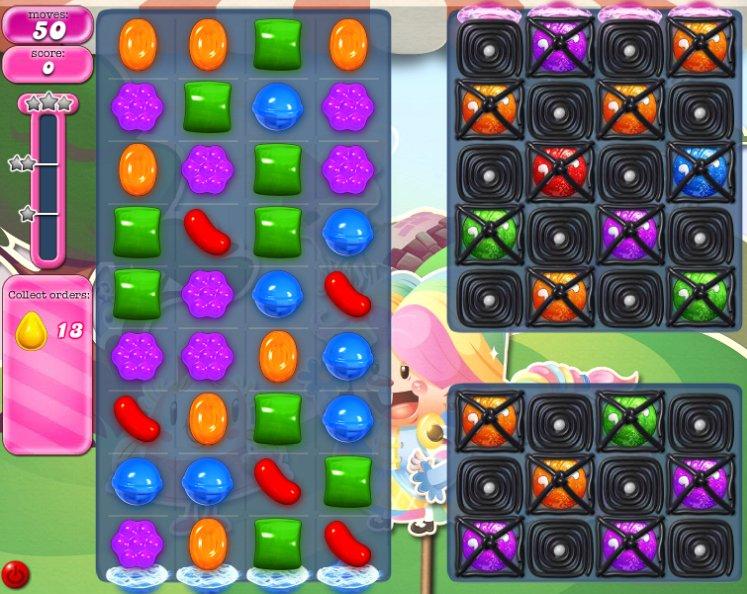candy crush level 1141 cheats