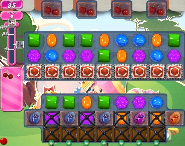 candy crush level 1142 cheats
