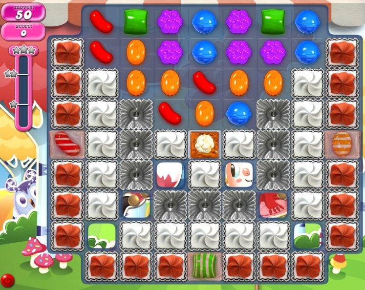 candy crush level 1191 cheats